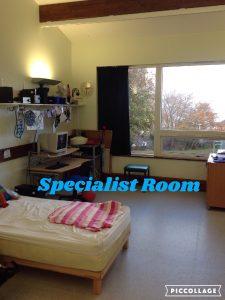 cyd aberporth specialist room